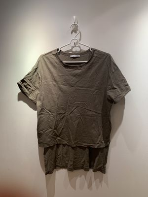 Zara Dark green T Shirt for Sale, used for sale  New York, NY