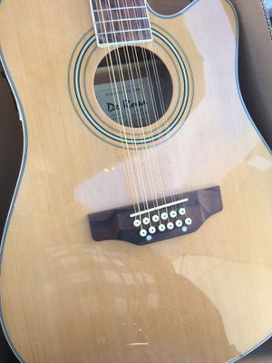 12-STRING ACOUSTIC ELECTRIC GUITAR for Sale in Orange, CA