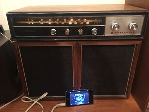 Vintage Panasonic Stereo System Model RE-7671 for Sale in Hesperia, CA