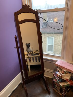 Vintage Jewelry Box Mirror for Sale in Chicago, IL