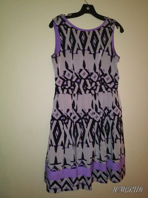 Purple & Black Dress for Sale in Durham, NC
