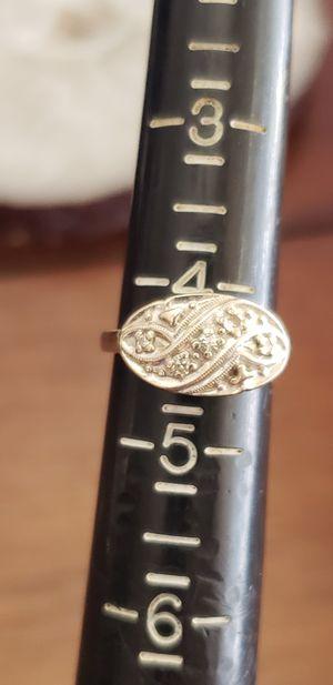 10 k diamond ring. for Sale in San Jose, CA