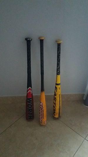 Baseball bats for Sale in North Miami, FL