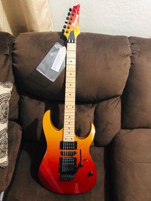 Ibanez guitar rg470mb new for Sale in Phoenix, AZ