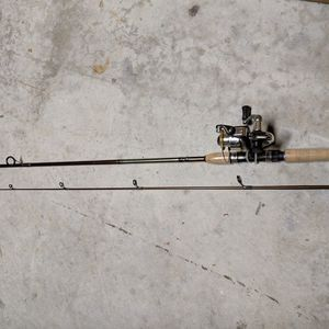 BRAND NEW 6' Collapsible Mitchell Pesca Fishing Rod & Reel for Sale in Laguna Woods, CA