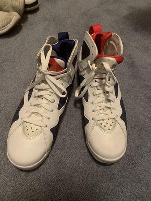 Jordan 7 Olympics size 11 for Sale in Burlington, NJ