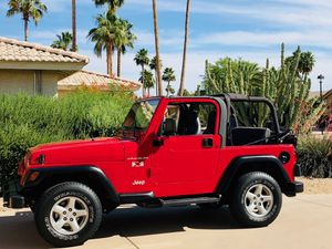 2002 Jeep Wrangler for Sale in Sun Lakes, AZ