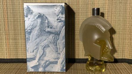 "Vintage Avon Tribute To Men Cologne in Collectible 6"" Spartan Knight Head & Box 6 fl. ozs. New Full for Sale in Sacramento, CA"