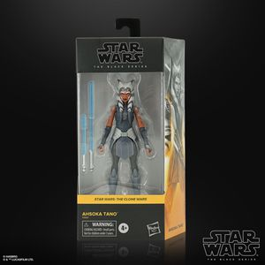 Star Wars The Black Series Ahsoka Tano 6-Inch for Sale in Seattle, WA