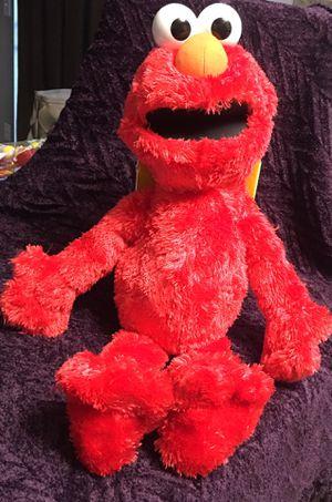 """Sesame Street Elmo Jumbo Plush Stuffed Animal - 20"""" for Sale in Ruston, WA"""