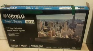 ULTRA LG Smart Series HD-55 for Sale in Ontario, CA