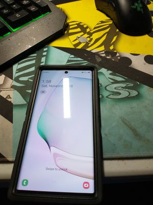 Samsung galaxy note 10 256gb for Sale in Greensburg, PA