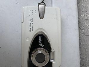 Genius digital camera for Sale in El Cajon, CA