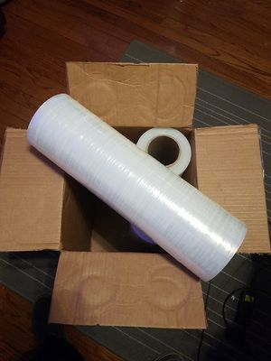 """Stretch Wrap - 80 Gauge - 18"""" x 1500' for Sale in Chicago, IL"""