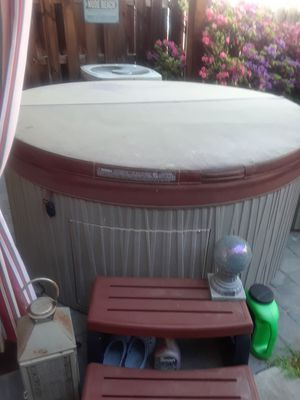 Free flow hot tub for Sale in Stafford, VA