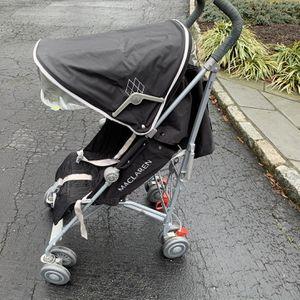 Maclaren Umbrella Stroller-black for Sale in Shelton, CT