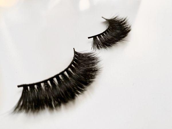 20 mm Siberian Mink Eyelashes ( long)