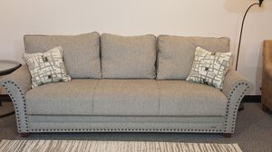 Largest Bed Size European Sofa Bed With Storage - for Sale in Niles, IL