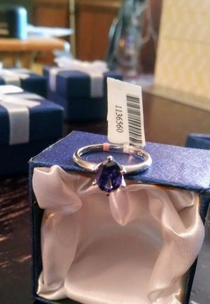 Kyanite and Zircon Ring for Sale in Austin, TX