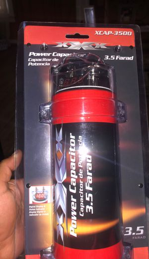 xXx power capacitor for Sale in Longview, TX