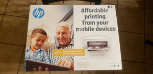 BRAND NEW HP WIRELESS PRINTER, SCAN AND COPY for Sale in Houston, TX