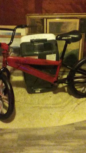 BMX bike with custom paint job!! 30$ for Sale in Tampa, FL