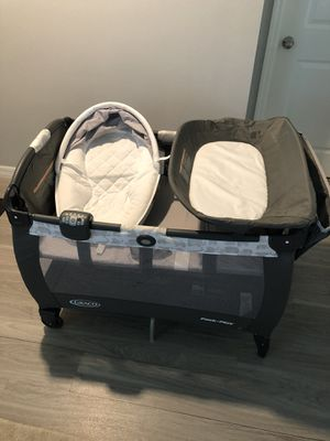 GRACO PACK AND PLAY PLAY YARD BABY TODDLER for Sale in Port St. Lucie, FL