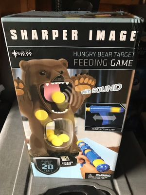 Sharper Image Hungry Bear Shooting Target for Sale in Saltillo, MS