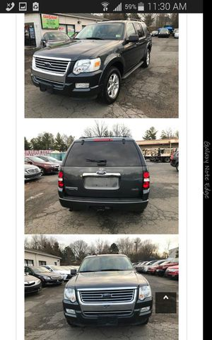 2010 Ford explorer xlt 4x4, 3rd row for Sale in Manassas, VA