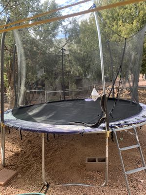 12 ft trampoline for Sale in Payson, AZ