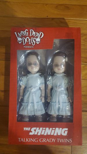 The Shining Talking Twin Dolls for Sale in Anaheim, CA