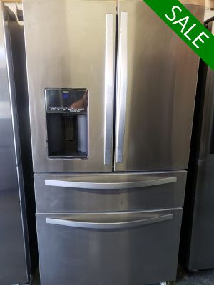 💥💥💥Whirlpool LIMITED QUANTITIES! Refrigerator Fridge Free Delivery #1534💥💥💥 for Sale in Riverside, CA