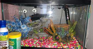 Fish/Turtle Tank for Sale in Fontana, CA