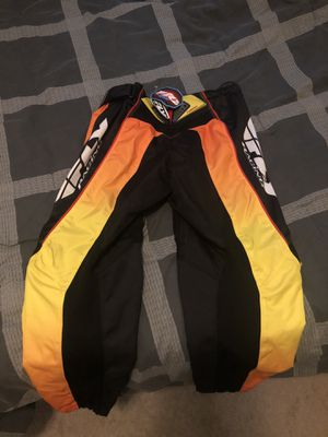 Fly racing riding pants for Sale in Ripon, CA