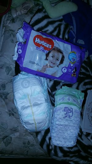 Diapers loves and huggies for Sale in West Valley City, UT