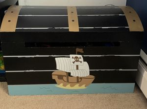 Kids toy chest for Sale in Chelmsford, MA