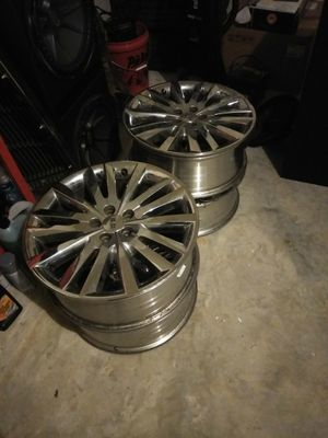 Factory Lincoln rims for Sale in Houston, TX