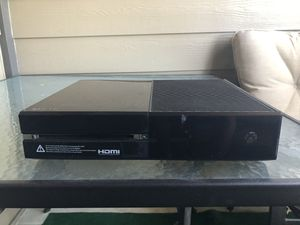 Microsoft Xbox One 500GB Black Gaming Console, 1540 This Microsoft Xbox One for Sale in Hayward, CA