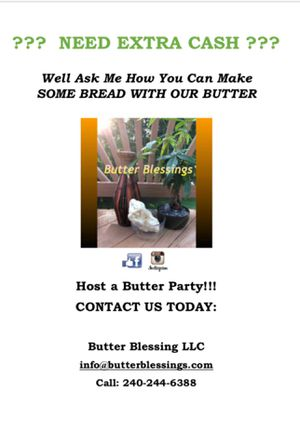 HOST A BUTTER PARTY!!! for Sale in Centreville, VA