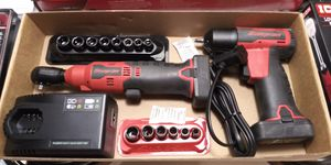 New SNAP ON 1/4 IMPACTS BATTERY CHARGER SOCKETS N SOME EXTRAS $550 FIRM for Sale in Stockton, CA