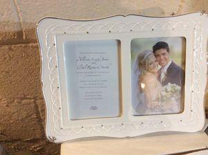 Lenox bliss wedding frame for Sale in Paramus, NJ