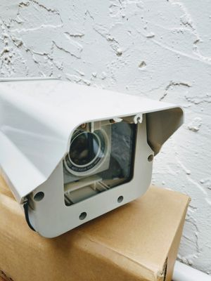 Honeywell X250 Industrial Video Security Surveillance outdoor box camera. 25-x OPTICAL ZOOM. PTZ, motion detection, Black mask. Brand New. for Sale in Fort Lauderdale, FL