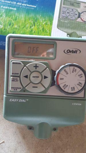 Orbit 4 Station indoor sprinkler timer for Sale in Los Angeles, CA