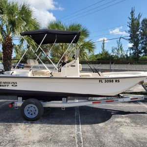 Carolina Skiff, 18' JVX - 16,500$ for Sale in Boca Raton, FL