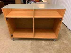 Wood desktop storage organizer/ display shelf rack for Sale in Levittown, PA