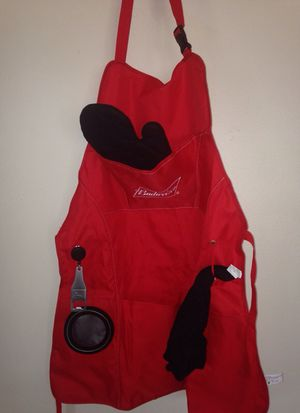 Budweiser Grill apron for Sale in Scottsdale, AZ