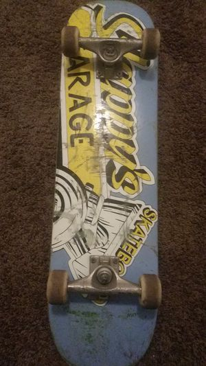 Good skateboard good parts I don't have time anymore need gone for Sale in Ramona, CA