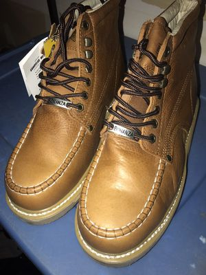 Work Boots with steel toe size 11 for Sale in Tooele, UT