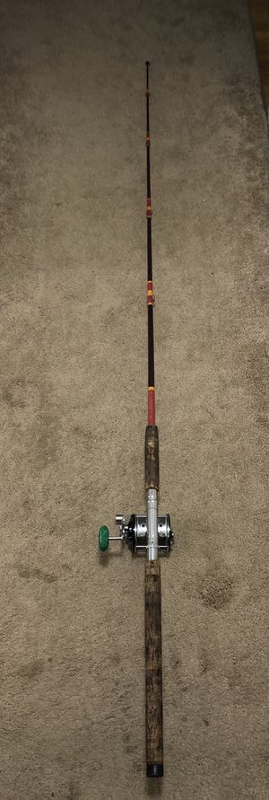 Boat fishing rod and reel for Sale in Hingham, MA