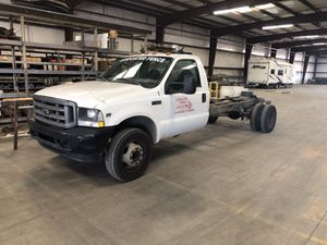2004 Ford F450 V10 Gas for Sale in Glendale, AZ